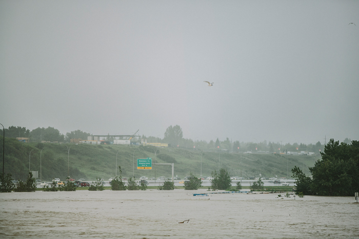 calgary flood 2013, rain, storms, water ©Gabe McClintock | www.gabemcclintock.com
