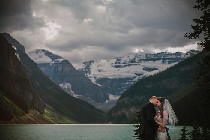calgary wedding photographer, lake louise, alberta, canada, wedding, moraine lake, chateau lake louise, ©Gabe McClintock | www.gabemcclintock.com