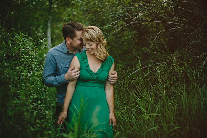 connection, engagement, embrace, love, marriage, wedding, anniversary, calgary photographer, fish creek, ©Gabe McClintock | www.gabemcclintock.com