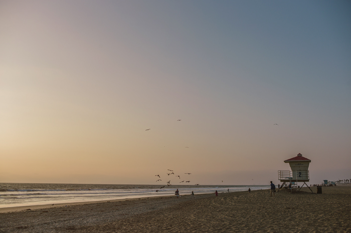 huntington beach, california, ocean, palm trees, surf, leica, M9, summilux, ©Gabe McClintock | www.gabemcclintock.com
