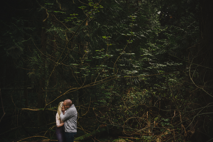vancouver photographer, engagement, couples, endowment lands, british columbia, forest, connection, portraits. leica, ©Gabe McClintock Photography | www.www.gabemcclintock.com