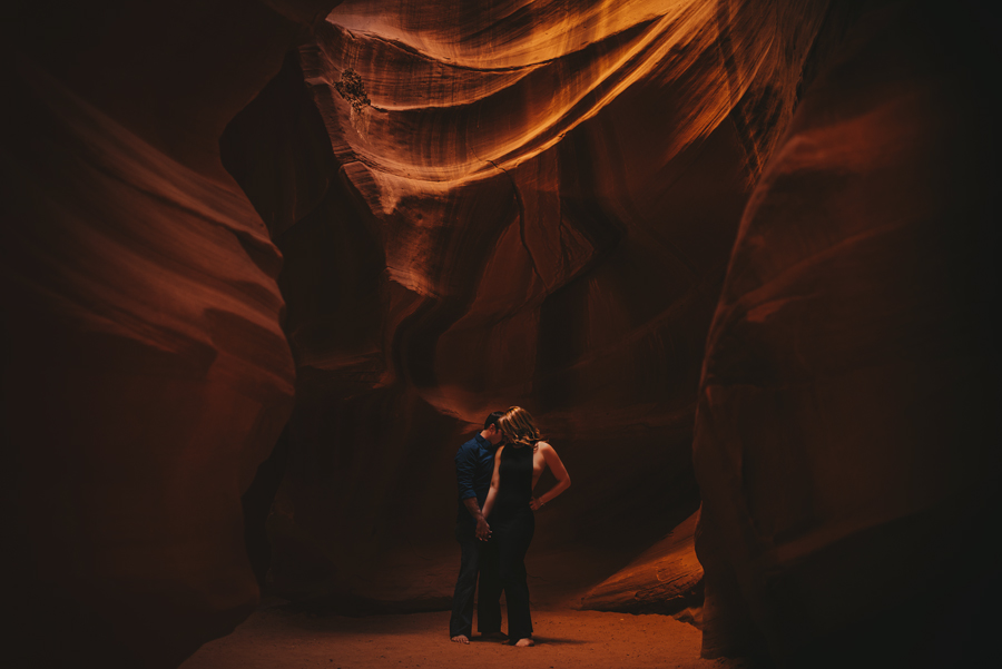 upper antelope canyon, antelope canyon, page arizona, connection, peter lik, ©Gabe McClintock Photography | www.gabemcclintock.com
