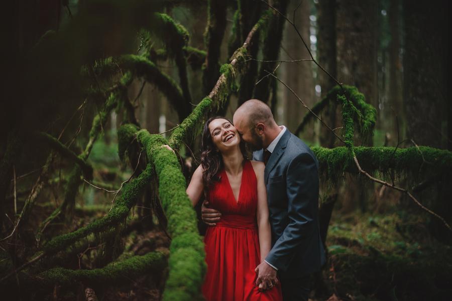 Vancouver photographer, wedding, engagement, connection, Golden Ears Provincial Park, chasing light, sunset, nikon, © Gabe McClintock Photography | www.gabemcclintock.com