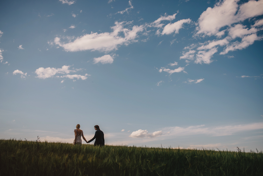 Alberta photographer, Alberta prairies, explore Alberta, wedding, farm wedding, same sex, love wins, chasing light, nikon d750, vsco, © Gabe Mcclintock Photography | www.gabemcclintock.com