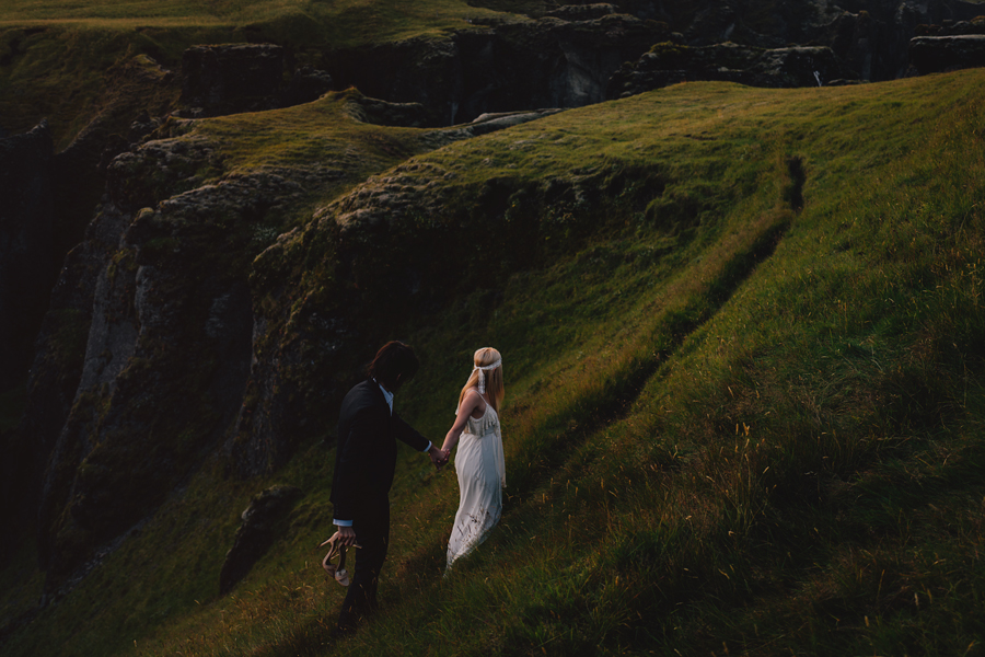 Iceland wedding photographer, hellnar, snæfellsnes peninsula, explore Iceland, Iceland wedding photos, connection, elopement, wedding, bride and groom, Leica camera, Leica Q, Leica M, Summilux, VSCO, ©Gabe McClintock Photography | www.gabemcclintock.com