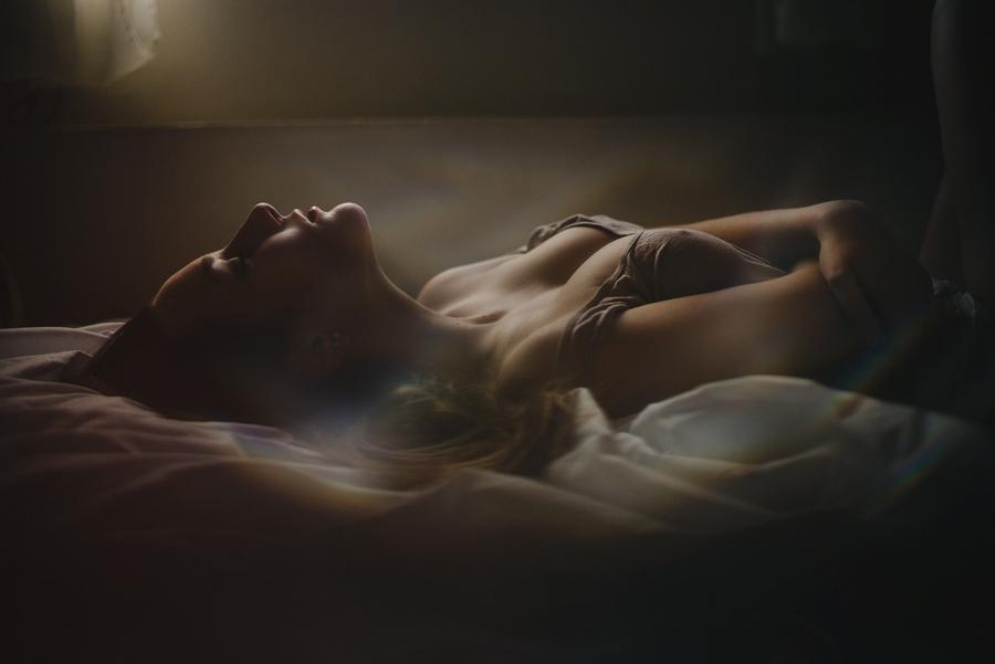 boudoir photographer, boudoir, calgary boudoir, bedroom, chasing light, natural light photography, VSCO, Leica M, M240, © Gabe Mcclintock Photography | www.gabemcclintock.com