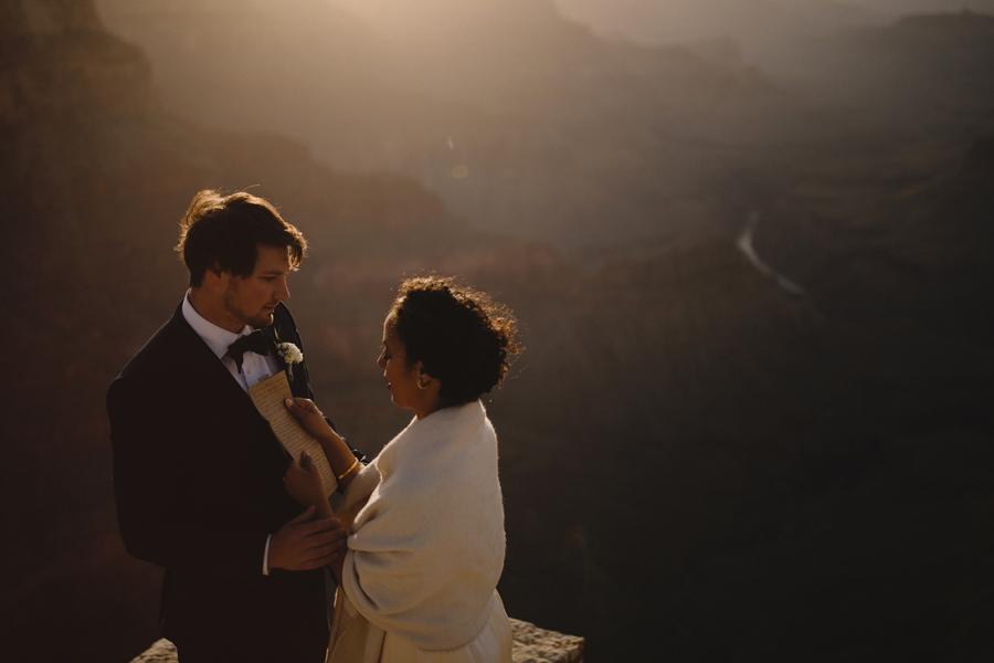 grand canyon wedding photography, Arizona wedding photographer, grand canyon wedding photos, explore Arizona, Arizona wedding photos, grand canyon, connection, elopement, wedding, bride and groom, canon, 5D MKIV, ©Gabe McClintock Photography   www.gabemcclintock.com