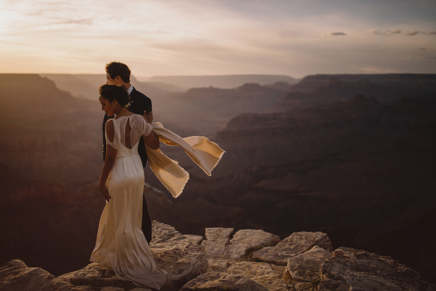 grand canyon wedding photography, Arizona wedding photographer, grand canyon wedding photos, explore Arizona, Arizona wedding photos, grand canyon, connection, elopement, wedding, bride and groom, canon, 5D MKIV, ©Gabe McClintock Photography | www.gabemcclintock.com