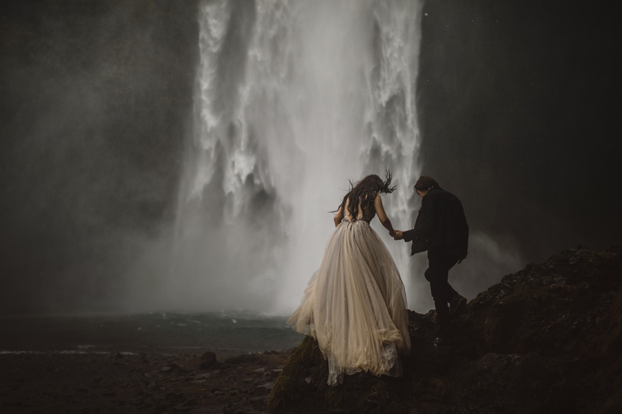 Iceland wedding photography, Iceland wedding photographer, Iceland photographer, explore Iceland, Iceland wedding photos, elopement photographer, destination wedding photographer, Calgary wedding photographer, connection, elopement, wedding, bride and groom, DVLOP, we roam the earth, ©Gabe McClintock Photography | www.gabemcclintock.com