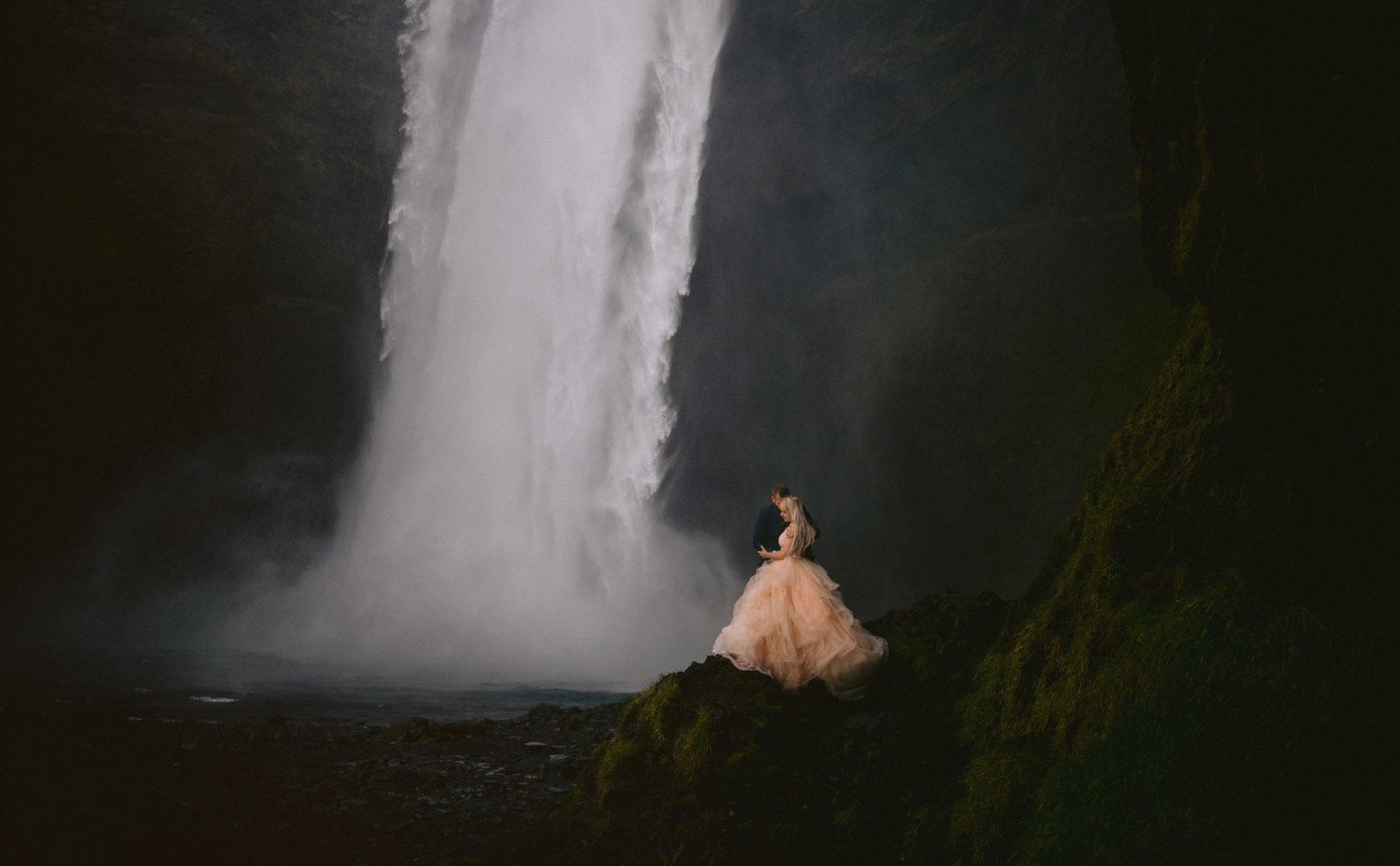Magenta & Alex . Iceland
