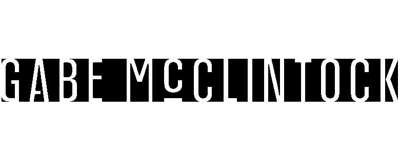 Gabe McClintock