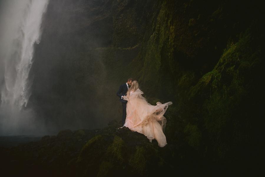Iceland wedding, Iceland wedding photographer, Iceland photographer, explore Iceland, Iceland wedding photos, elopement photographer, destination wedding photographer, connection, elopement, wedding, bride and groom, DVLOP, we roam the earth, ©Gabe McClintock Photography | www.gabemcclintock.com