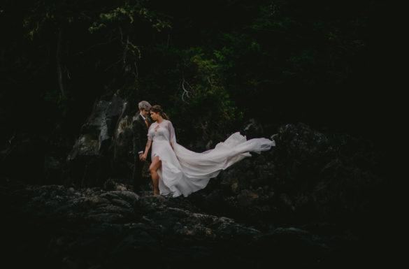 Tofino elopement, Tofino wedding, Tofino photographer, Tofino wedding photographer, Wickaninnish inn, Vancouver Island, Tacofino, Gabe McClintock Photography