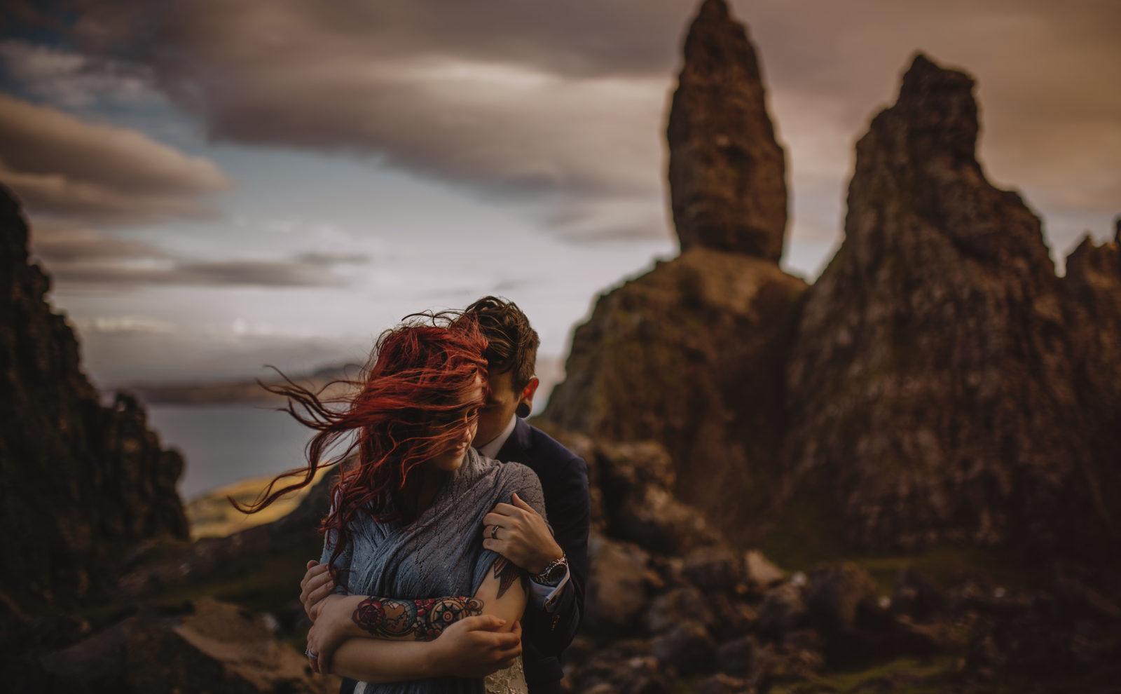 Corrine & Jack . Scotland